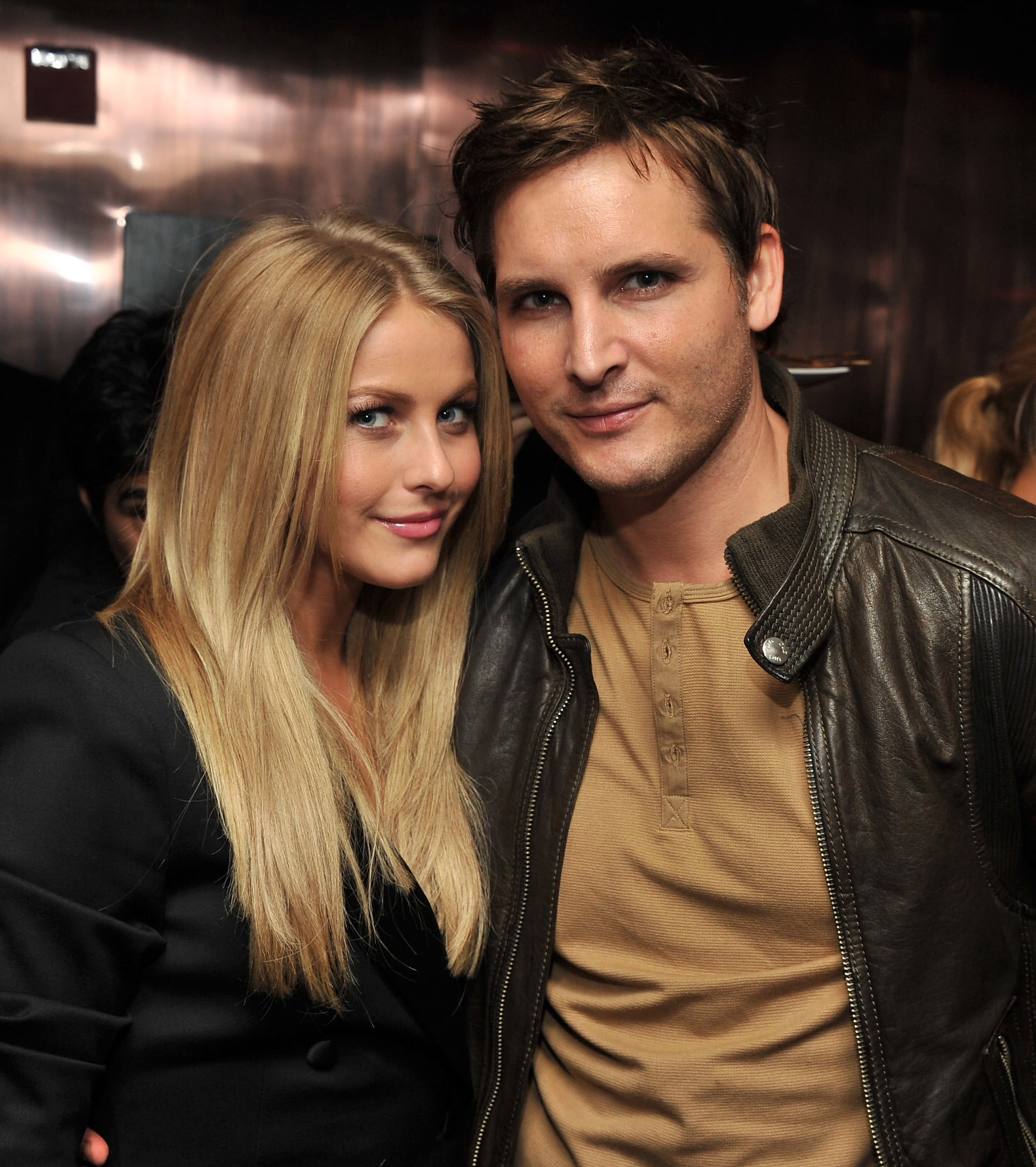 Julianne Hough And Peter Facinelli Caught Up At The