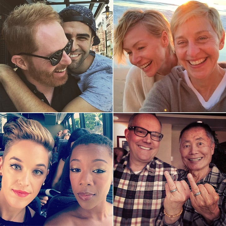 gay hollywood couples