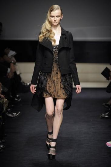 Milan Fashion Week: Alessandro Dell'Acqua Fall 2009
