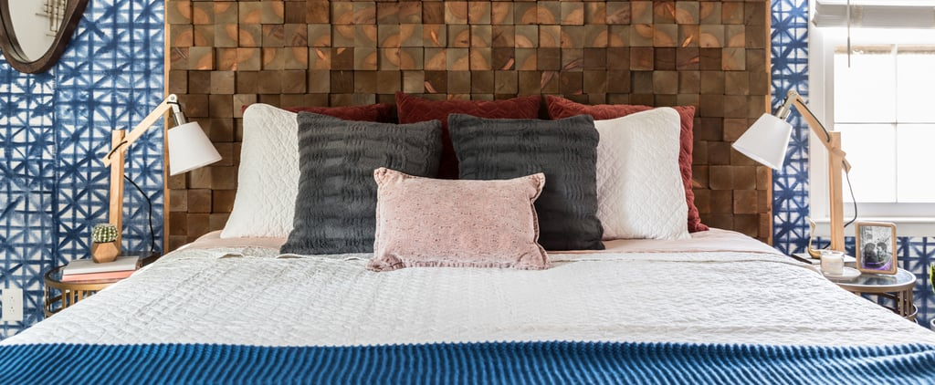 This Stunning Lowe's Bedroom Makeover Only Looks Like It Cost a Million Bucks