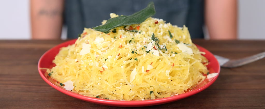 The Best Way to Cook Spaghetti Squash, Hands Down