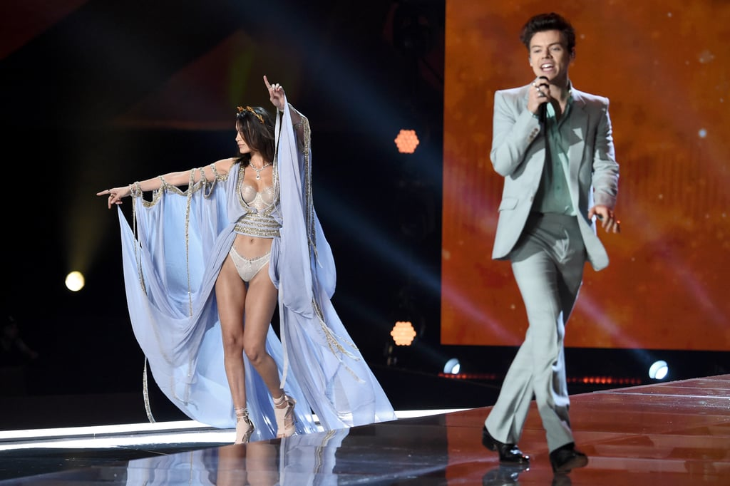 Harry Styles Performed at the Victoria's Secret Fashion Show
