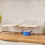 Open Spaces Shelf Risers Set