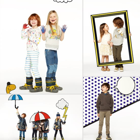 Sneak Peek: Stella McCartney Kids Celebrates the London Olympics!