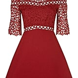 Keepsake The Label Uplifted Lace Dress
