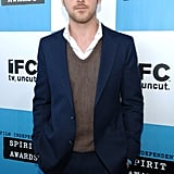 Ryan donned his signature cool-guy shades at the Independent Spirit Awards in 2007.
