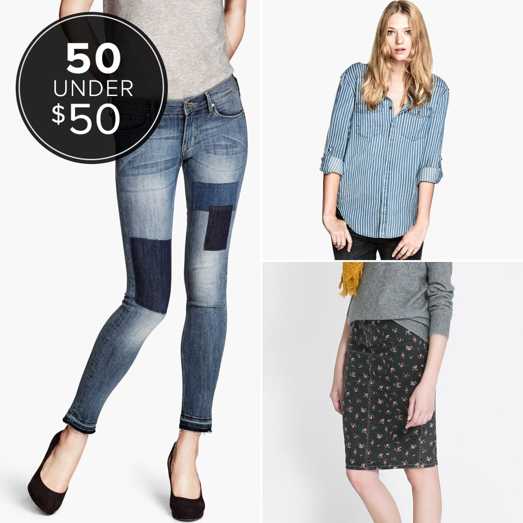 Jeanius! 50 Denim Finds That Won't Cost You More Than $50