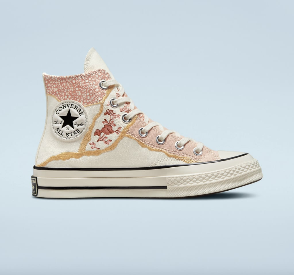 Converse Metallic Floral Chuck 70 Sneakers