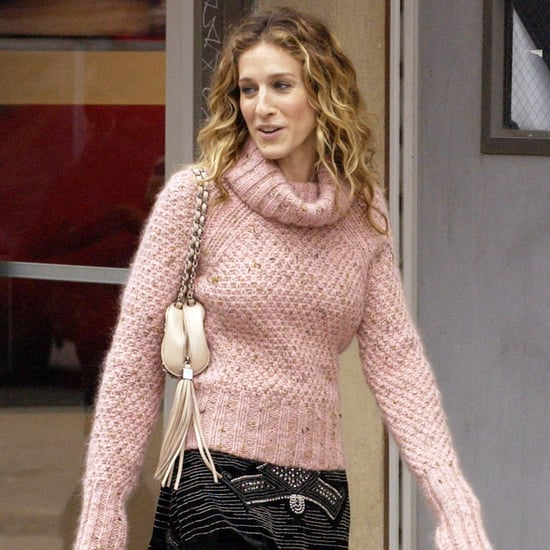 Carrie Bradshaw's Best Fall Outfits on Sex and the City