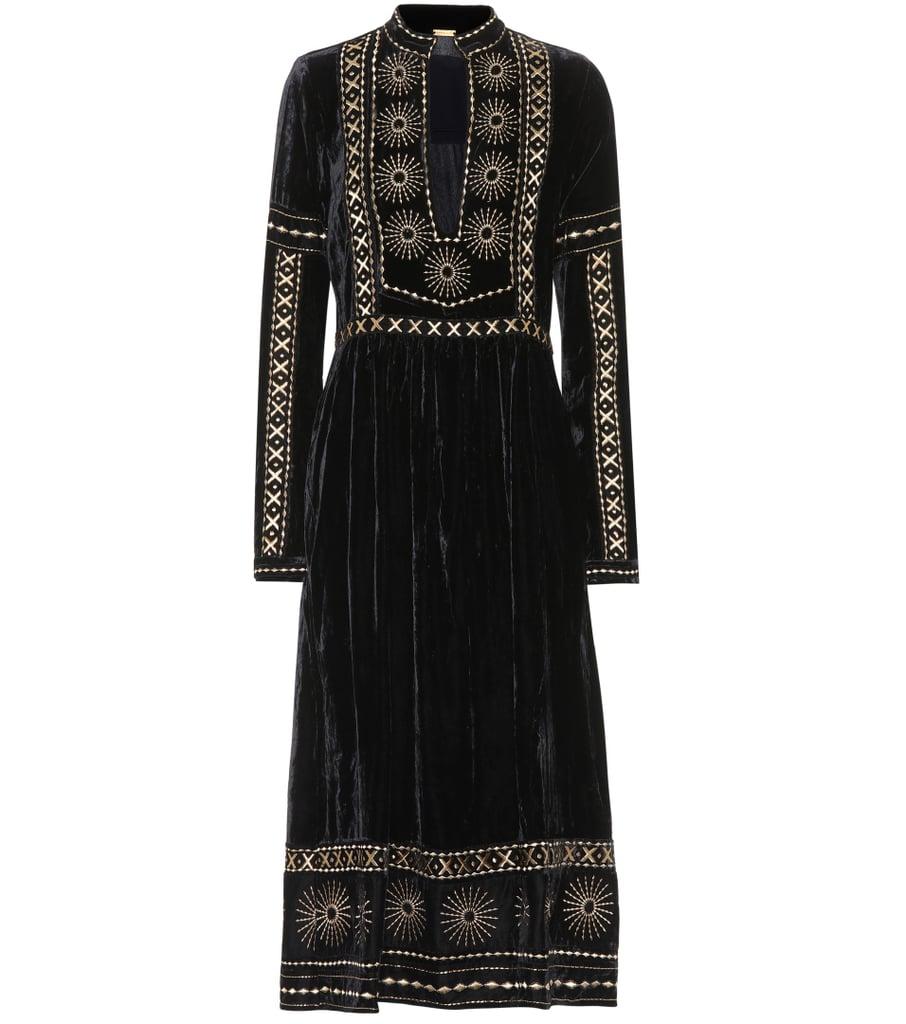dc01d8928e Dodo Bar Velvet Dress