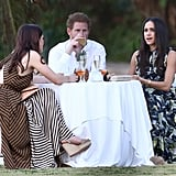 Meghan Markle Wedding Guest Dress in Jamaica March 2017