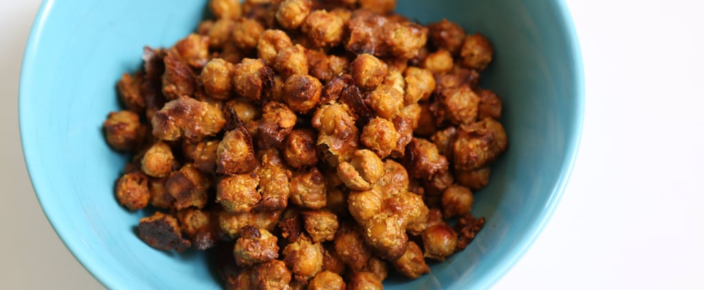 Cheez-It Roasted Chickpeas Recipe