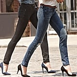 Madewell's recently relaunched denim line is a definite must have for your August wardrobe.  Photo courtesy of Madewell