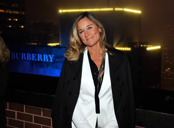 CEO of Burberry Angela Ahrendts