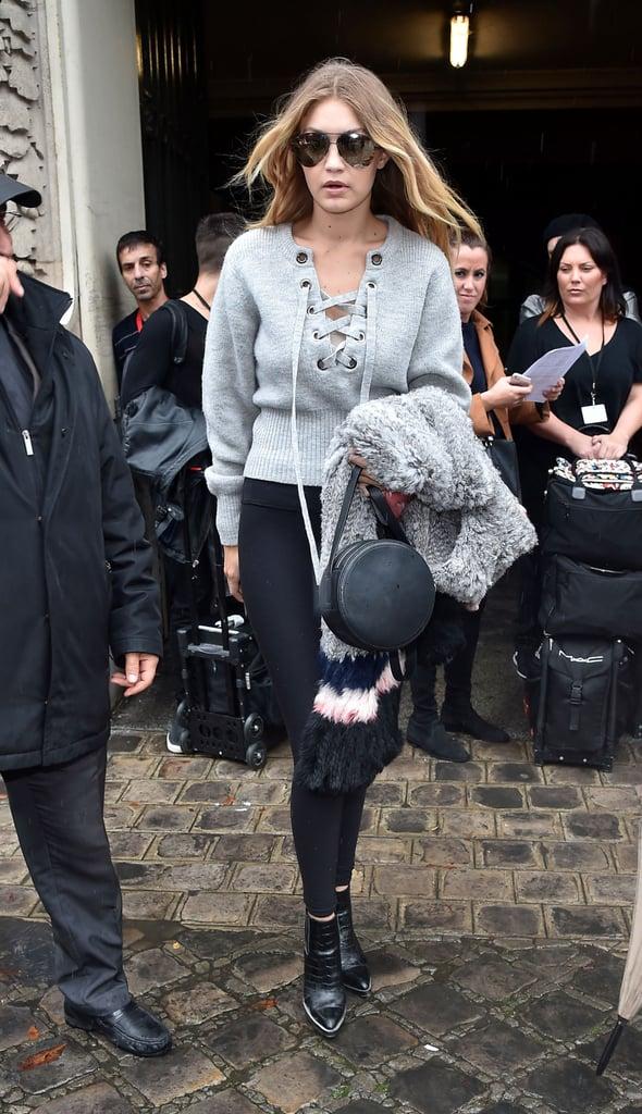Gigi Hadid Winter Outfit Ideas