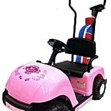 Ride-On Junior Pro Golf Cart