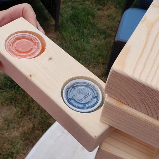 You Can Buy Jello Shot Jenga That Hides Shots in the Blocks