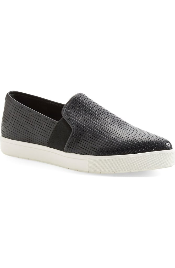 Vince Pierce Perforated Slip-On ($225)