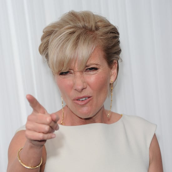 Emma Thompson Talks About Working Moms