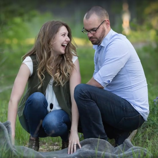 Woman Surprises Husband With Pregnancy News on Anniversary