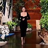 Selena Gomez on The Ellen DeGeneres Show
