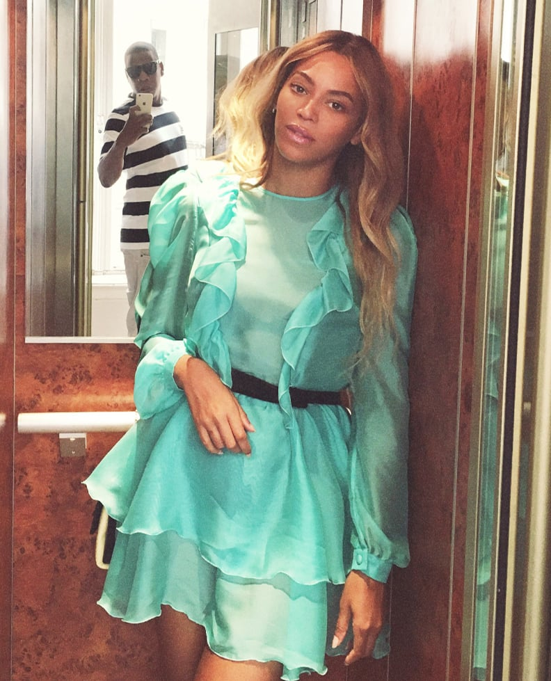 Internet Reactions to Jay Z's Photo of Beyonce