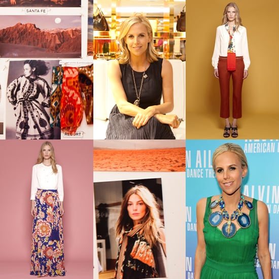 Tory Burch's Resort 2012 Collection: We Interview the Designer and See Her Resort Inspiration Board!