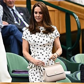 Duchess of Cambridge Outfit at Wimbledon Women's Final 2018