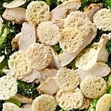 Power Kale Caesar Salad With Chicken