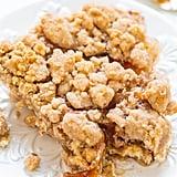 Sugar Cookie Apple Crumble Cheesecake Pie