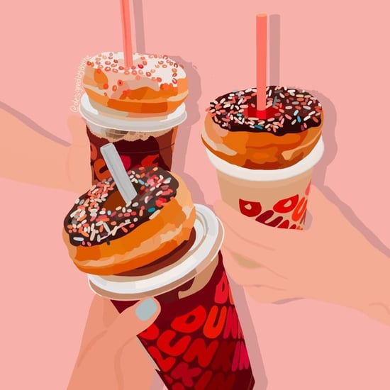 Dunkin' Donuts Free Doughnut Wednesday Details