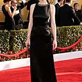 Michelle Dockery Shows Serious Skin at The SAG Awards