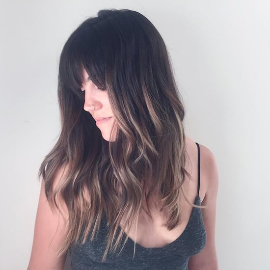 Brunette Balayage Colour Inspiration