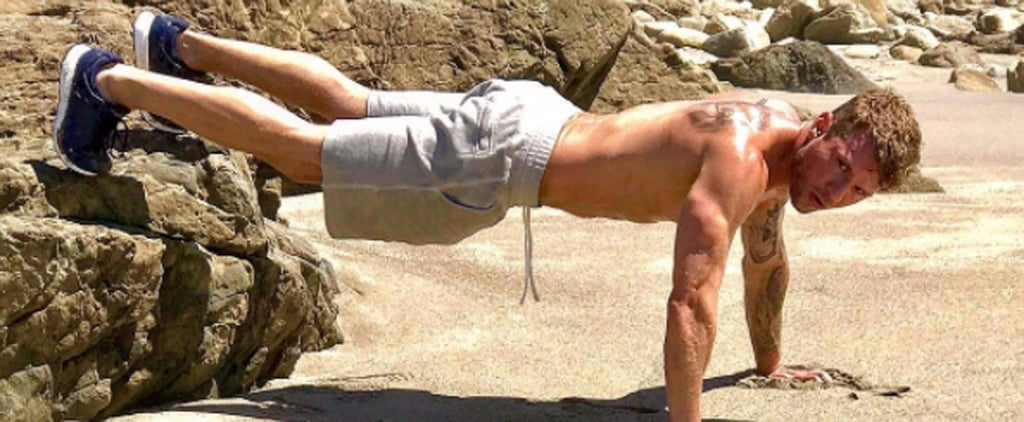 Ryan Phillippe Shares a Shirtless Sneak Peek From His Men's Fitness Shoot