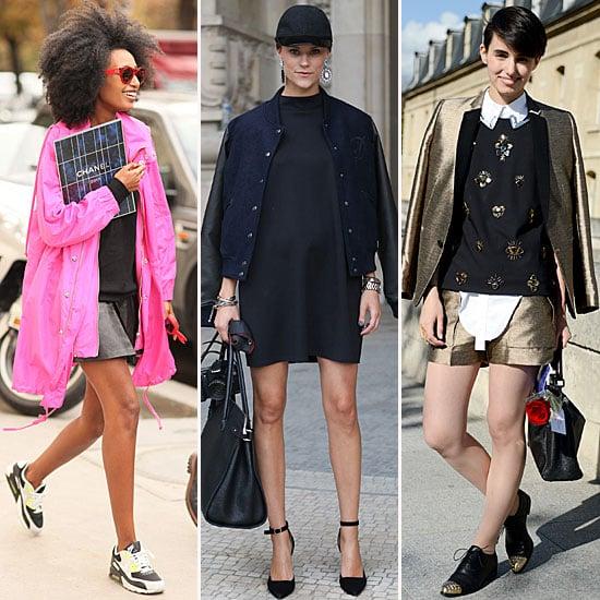 New York Fashion Week Street Style Trends 2012 Popsugar Fashion