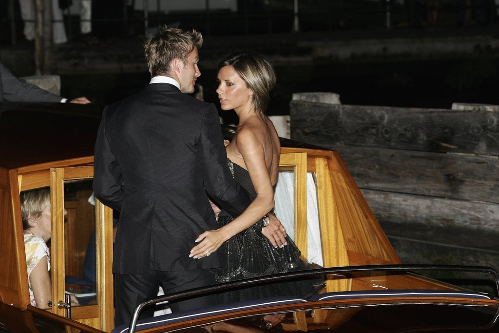 Victoria and David Beckham Couple Pictures