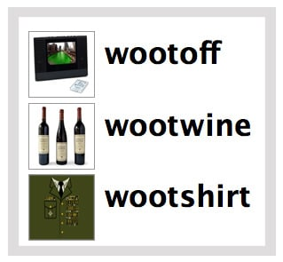 Get Daily Deals With WootOff For Twitter