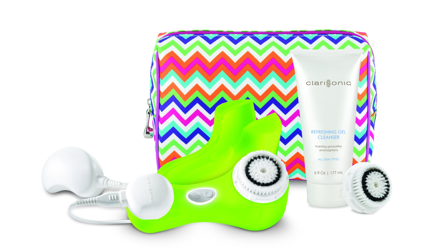 Clarisonic Mia 2 Fiji Green Set, $150 (222 Value)