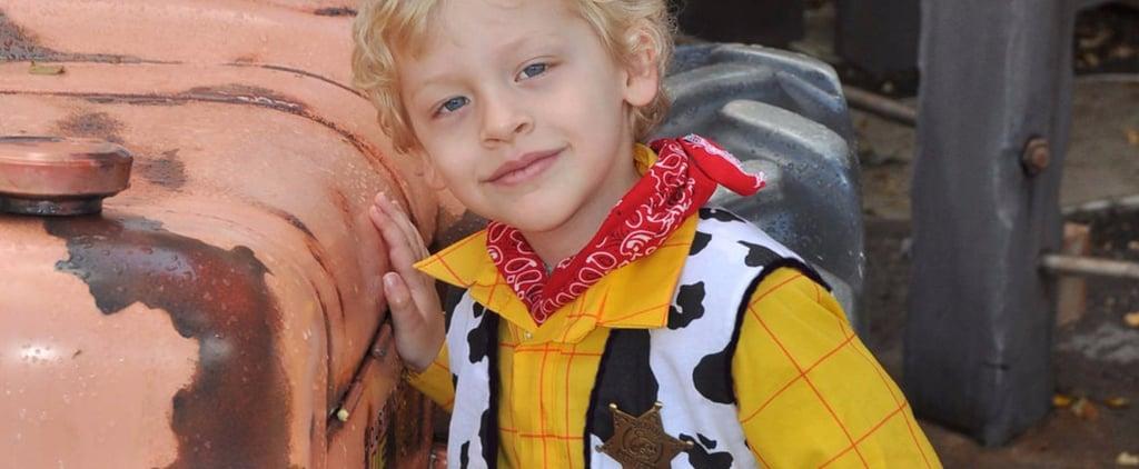 Disney Pixar Halloween Costumes For Kids