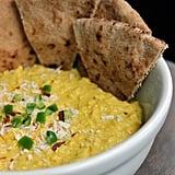Coconut Curry Hummus