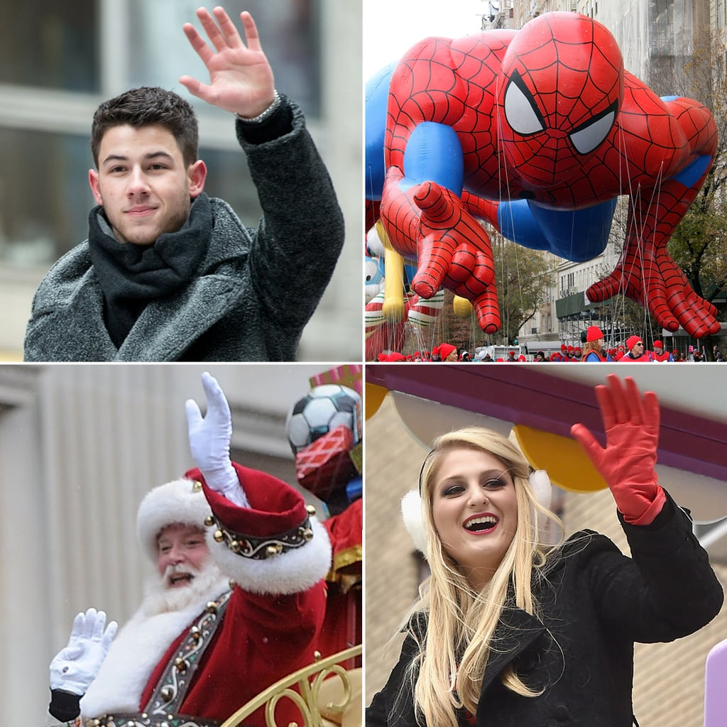 Macy's Thanksgiving Parade 2014 Pictures