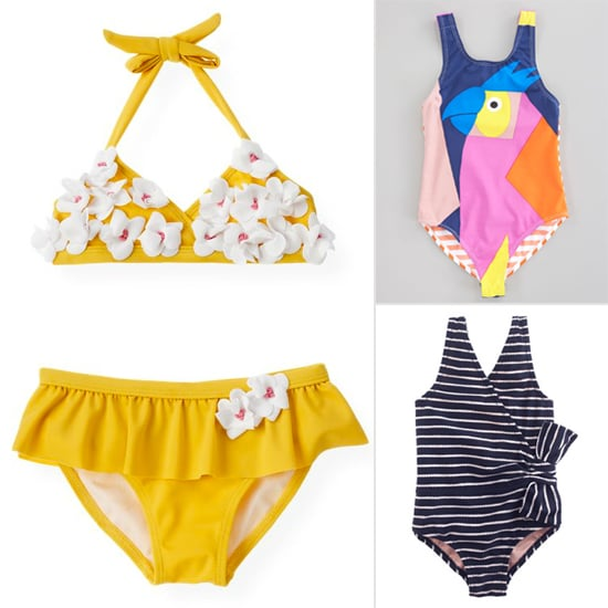 11 Girls Swimsuits For a Stylish Spring Break