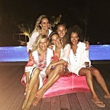 Bar Refaeli Had the Bachelorette Party of Your Dreams