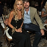 Rachel Zoe had her husband Rodger Berman by her side.
