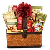 Alder Creek Gifts Tuscan Picnic Christmas Gift Basket