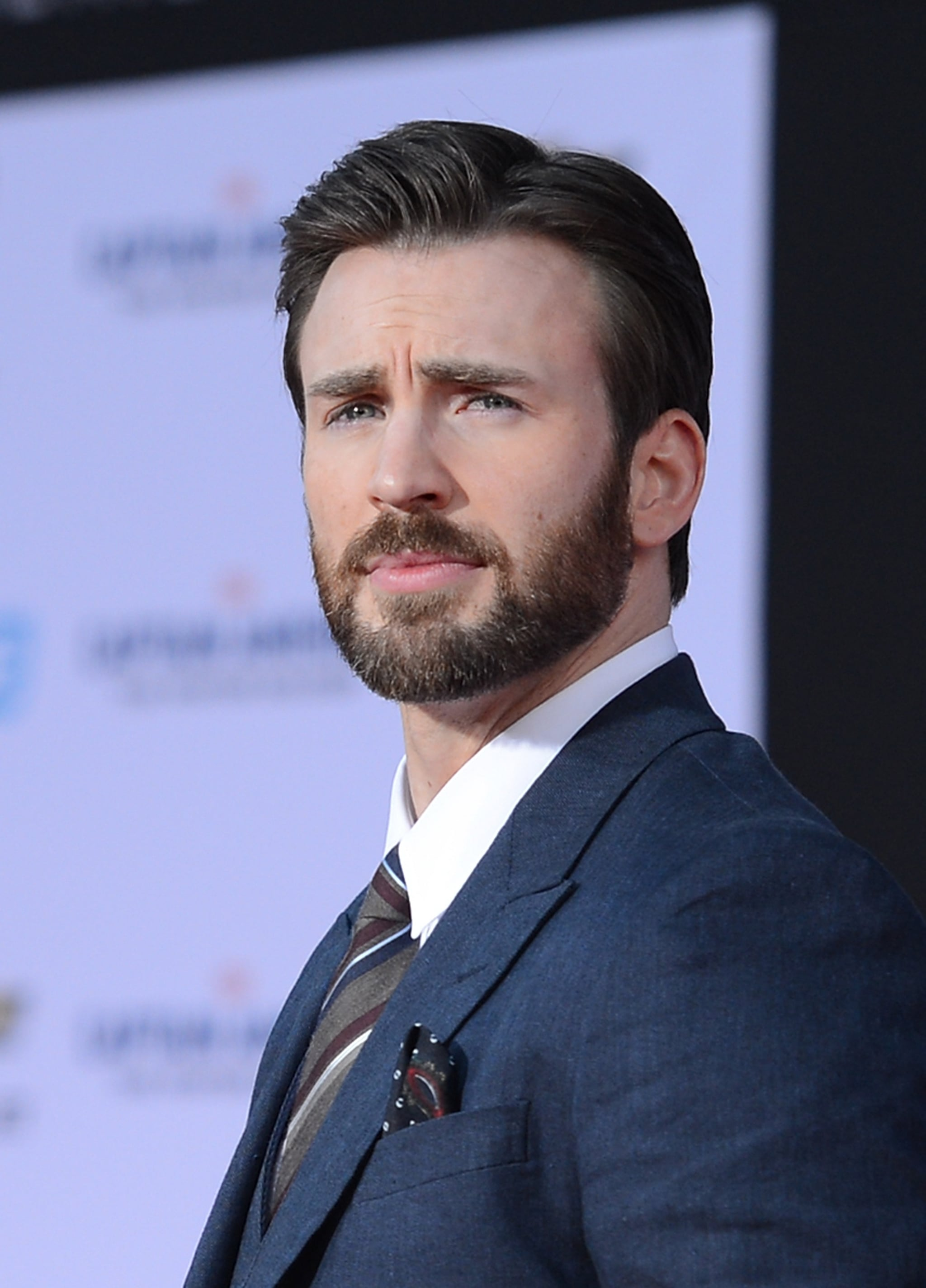 Chris Evans Hot Stars Who Really Have That Sexy Squint Thing