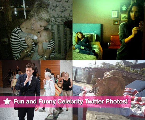 Celebrity Twitter Pictures 2010-07-30 00:00:00