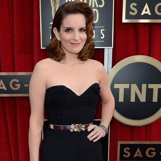 Tina Fey at the SAG Awards 2013