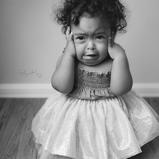 Mom's Pictures of Hangry Baby With Down Syndrome