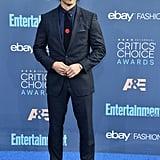 Milo Ventimiglia at 2017 Critics' Choice Awards Pictures